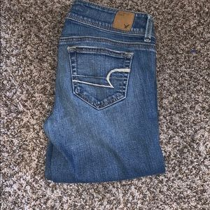 Slim boot American eagle jeans